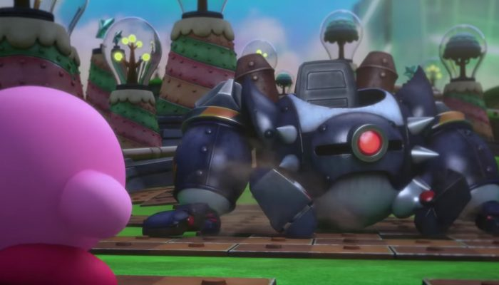 Kirby: Planet Robobot – Overview Trailer