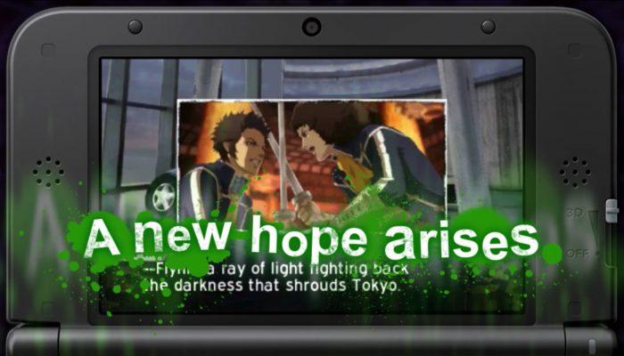 Shin Megami Tensei IV: Apocalypse – Story Trailer