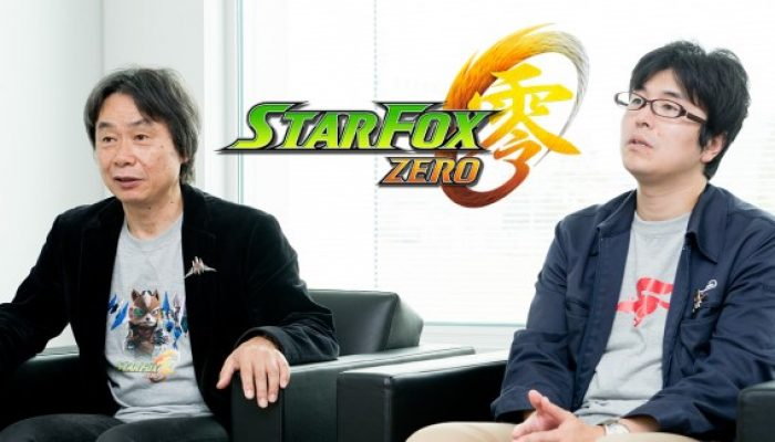 NoE: 'Star Fox Zero – Dev Team Interview: Part One, It's Got to Feel Immersive and Look Cool'