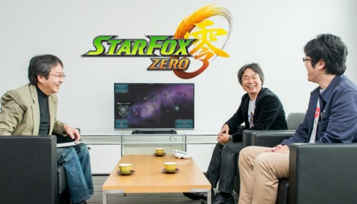 NoE: 'Star Fox Zero – Dev Team Interview: Part Three, Our Focus During Development'
