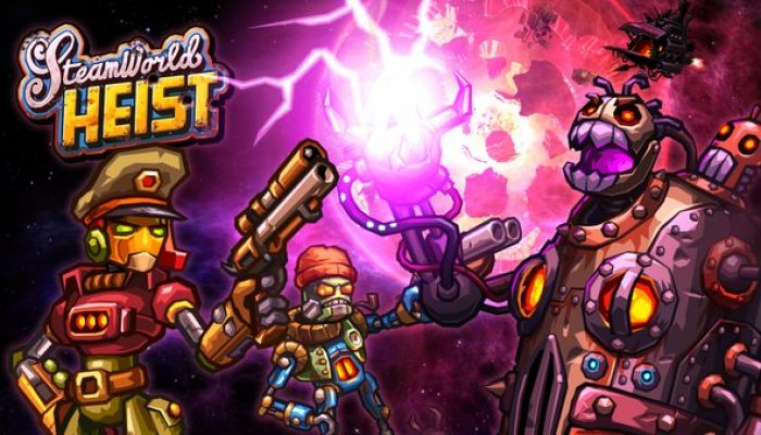 SteamWorld Heist is 25% off this week