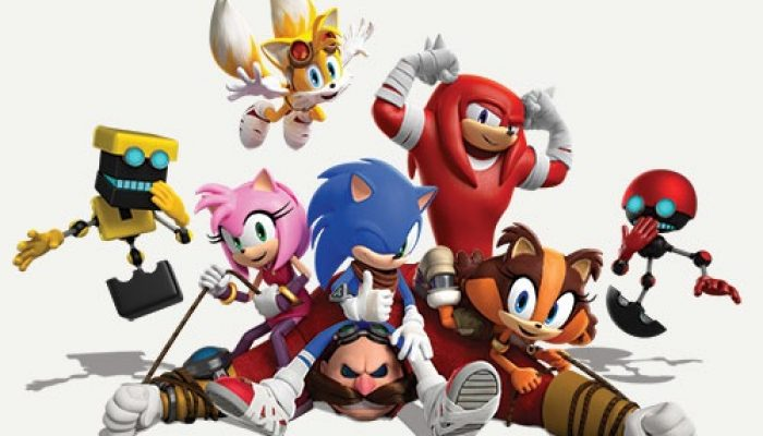 SEGA: 'An update on Sonic Boom TV episodes & YouTube'