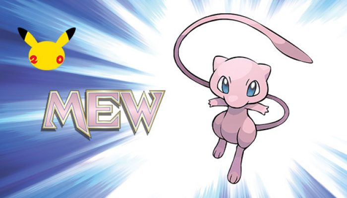 Pokémon: 'Another Mew Is in the News'