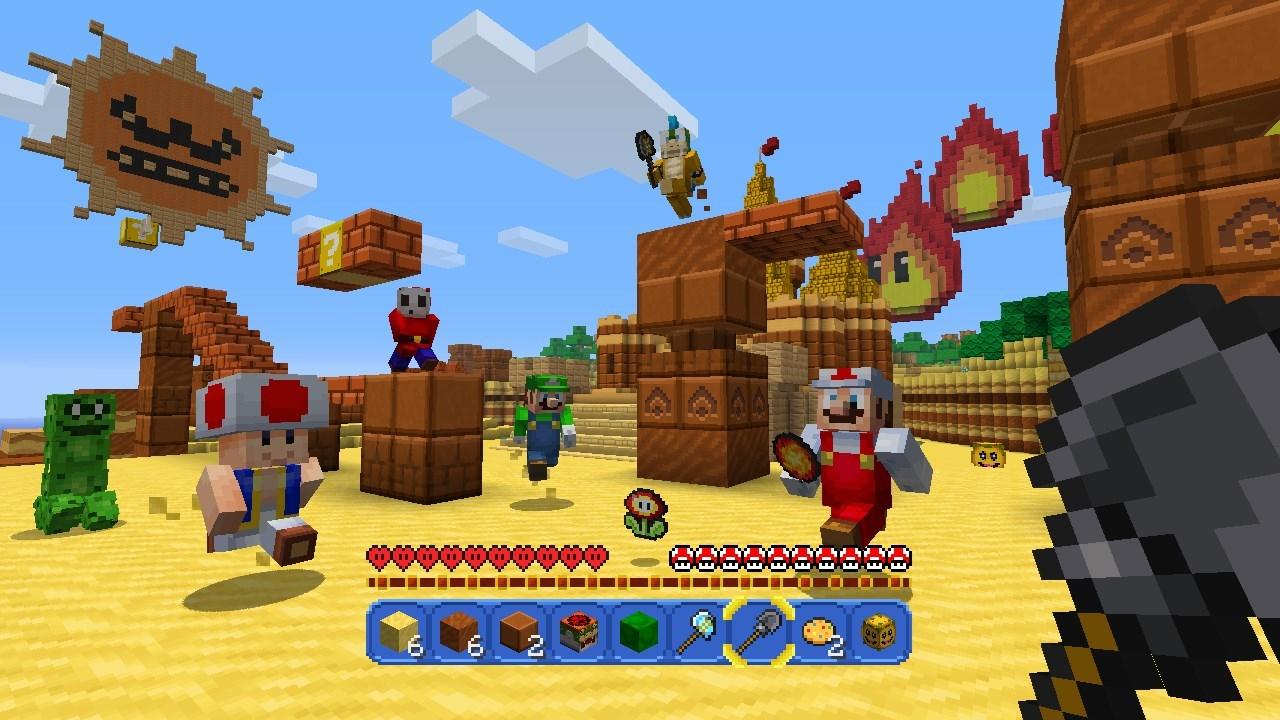 Nintendo eShop Downloads North America Minecraft