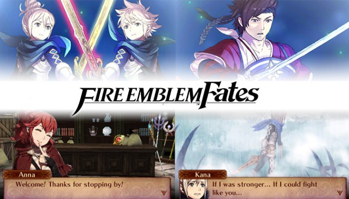 NoA: 'New DLC maps headed to Fire Emblem Fates starting May 5'