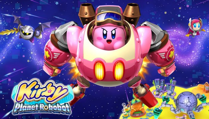 NoE: 'Planet Popstar's in peril – see how you can help at our Kirby: Planet Robobot website!'