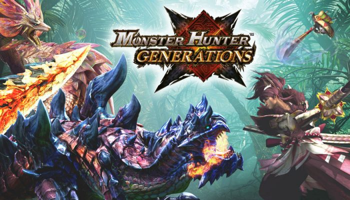 NoE: 'Get ready to hunt! Monster Hunter Generations launches in Europe on July 15th'