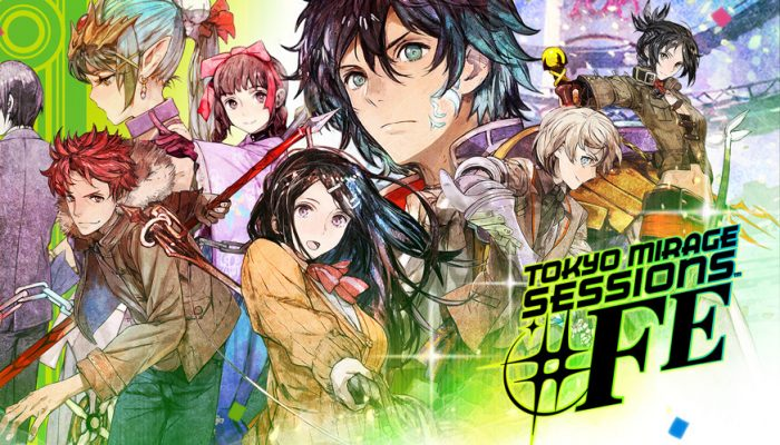 NoE: 'Slay evil Mirages – and slay like a pop star – in unique Japanese RPG Tokyo Mirage Sessions #FE, coming to Wii U on 24th June'