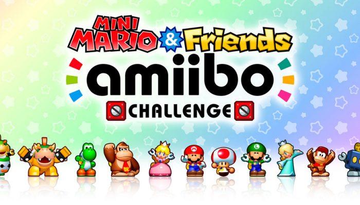 NoE: 'Experience a new way to enjoy amiibo figures with Mini Mario & Friends: amiibo Challenge'