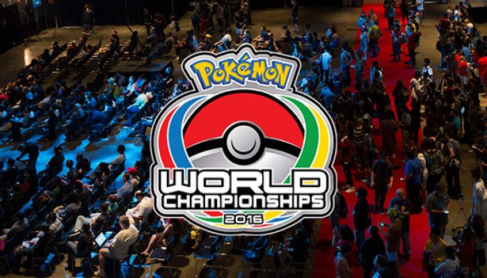 Pokémon: 'Prizing for the 2016 Pokémon World Championships'