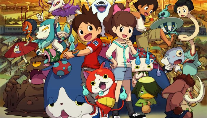 NoA: 'The Yo-kai invasion continues! Yo-kai Watch 2 launches in the U.S. on Sept. 30'