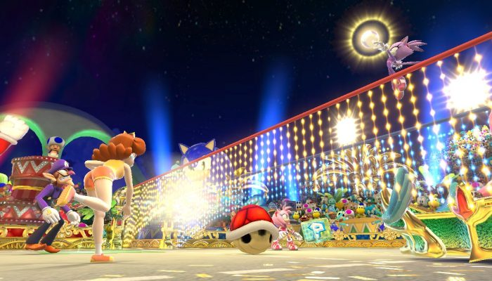 Mario & Sonic at the Rio 2016 Olympic Games – Wii U Sports Screenshots from 4Gamer
