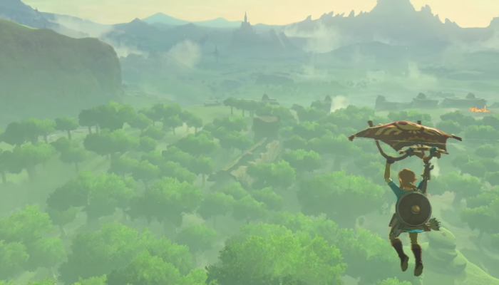 The Legend of Zelda: Breath of the Wild – Japanese E3 2016 Trailer