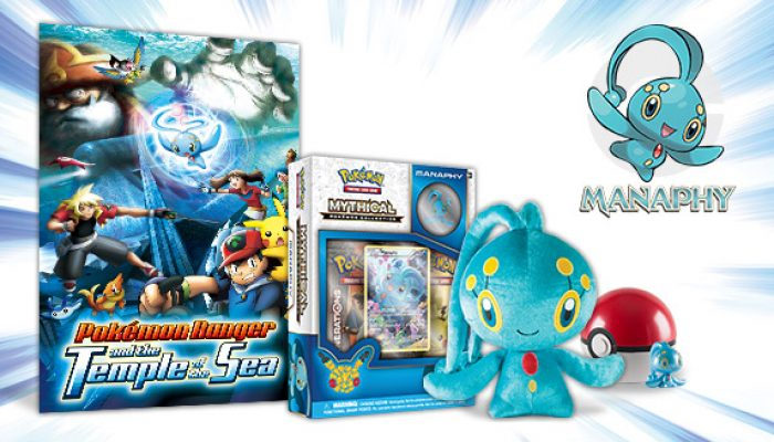 Pokémon: 'A Massive Month for Manaphy!'