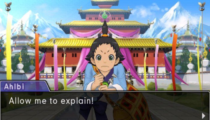 Capcom: 'Take the stand with new E3 details about Ace Attorney: Spirit of Justice and our E3 booth!'