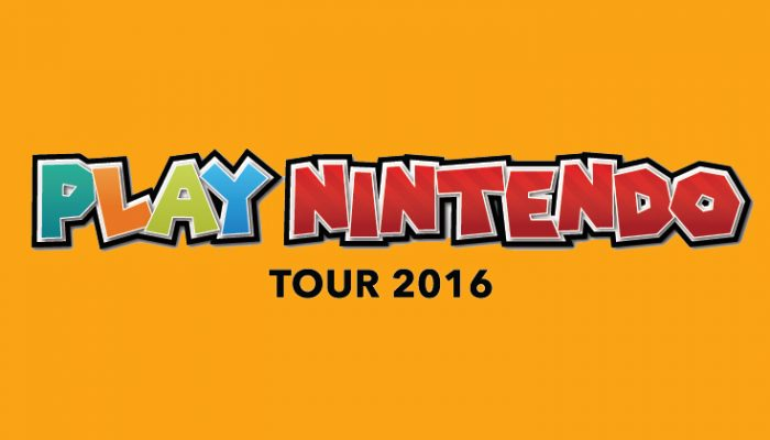 NoA: '12-city Play Nintendo Tour brings family fun and magical adventures this summer'