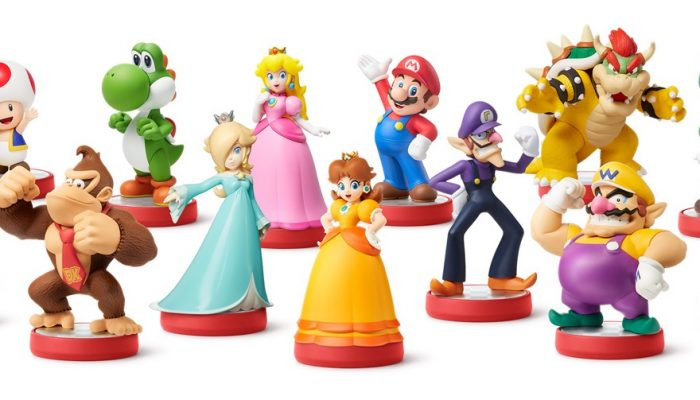 amiibo – Official E3 2016 Pictures of the Super Mario series