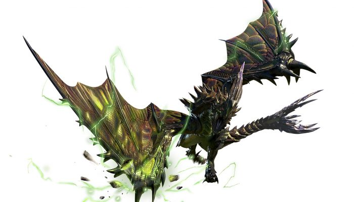 Capcom: 'Monster Hunter Generations Localization Notes Part 2 – Astalos, Maccao and Larinoth'