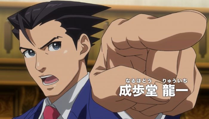 Phoenix Wright: Ace Attorney Spirit of Justice – Japanese Overview Commercial