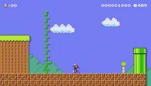 Super Mario Maker x Shaun le mouton