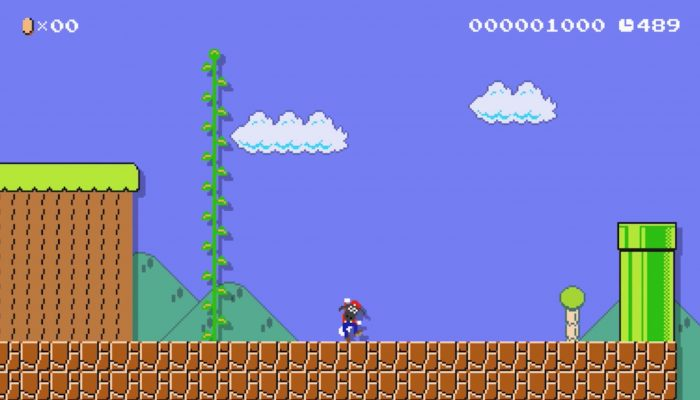 Super Mario Maker – Bande-annonce du stage officiel Shaun le mouton