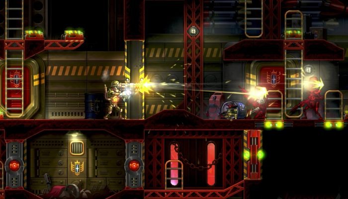 SteamWorld Heist – HD Trailer