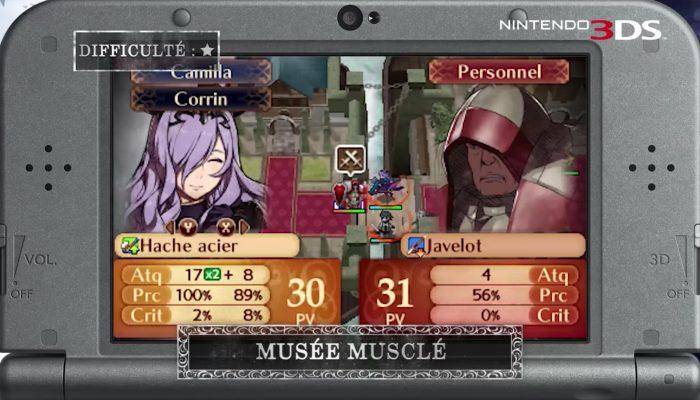Fire Emblem Fates – Cartes DLC 4 et 5