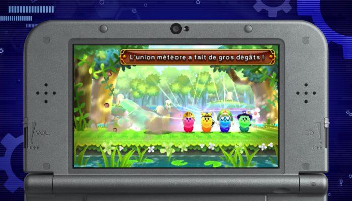 Kirby : Planet Robobot – L'attaque des Kirby & Les défis 3D de Kirby