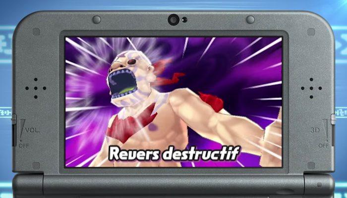 Yo-kai Watch – Bande-annonce de combat