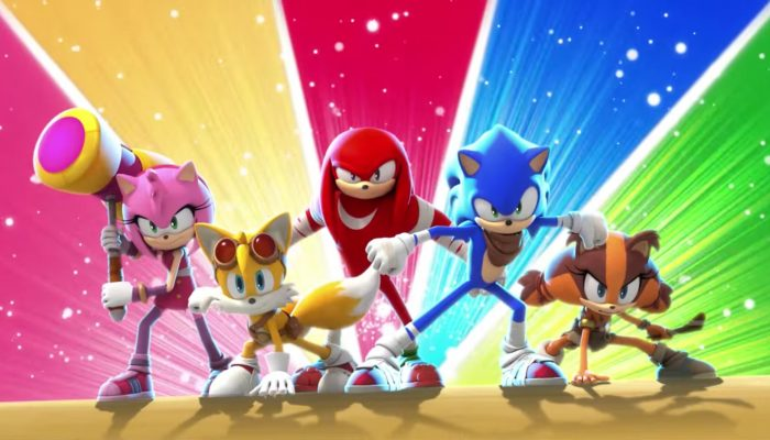 Sonic Boom: Fire & Ice – E3 Trailer