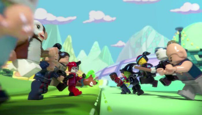 LEGO Dimensions – E3 Trailer Sneak Peek