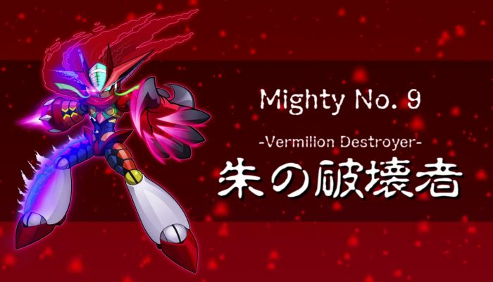 Mighty No. 9 – Vermilion Destroyer Trailer