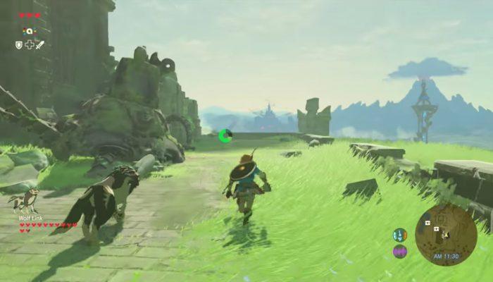 The Legend of Zelda: Breath of the Wild – Wolf Link amiibo Trailer