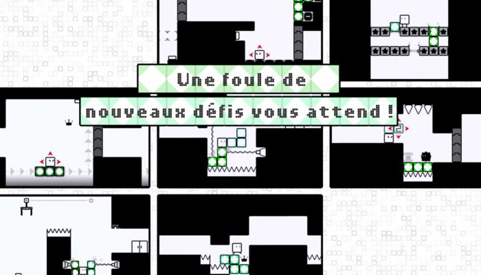 BoxBoxBoy ! – Bande-annonce de l'E3 2016