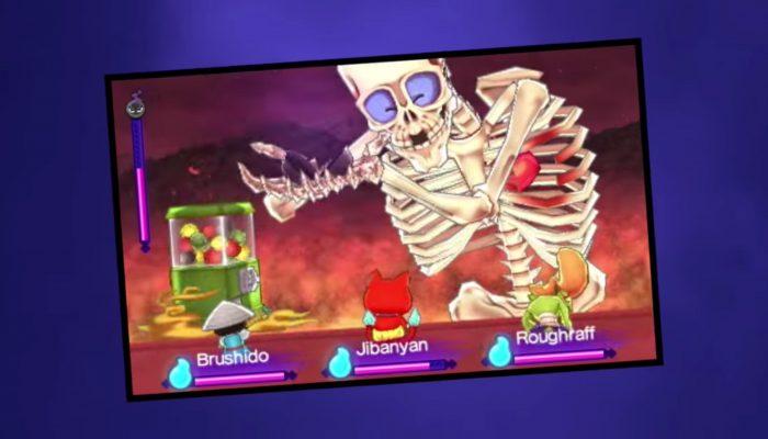 Yo-kai Watch 2 – E3 2016 Trailer