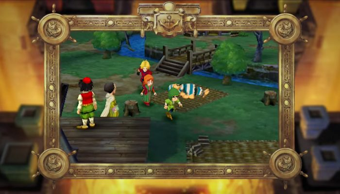 Dragon Quest VII: Fragments of the Forgotten Past – E3 2016 Trailer
