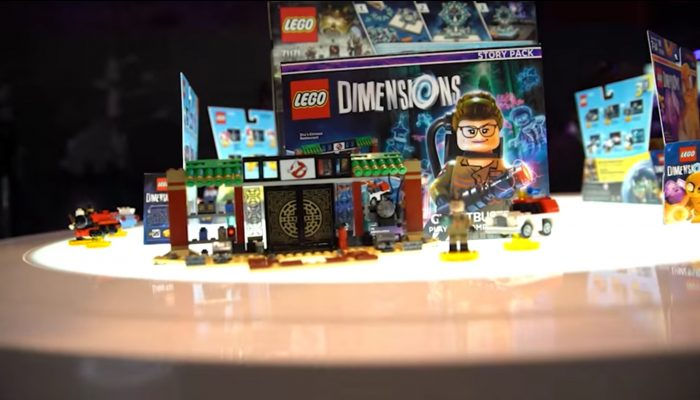LEGO Dimensions – Developers at E3 2016