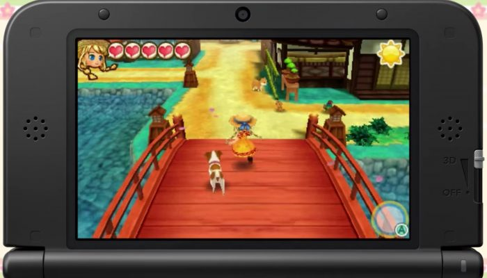 Story of Seasons: Trio of Towns – E3 2016 Trailer