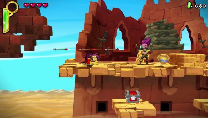 Shantae: Half-Genie Hero – E3 2016 Trailer