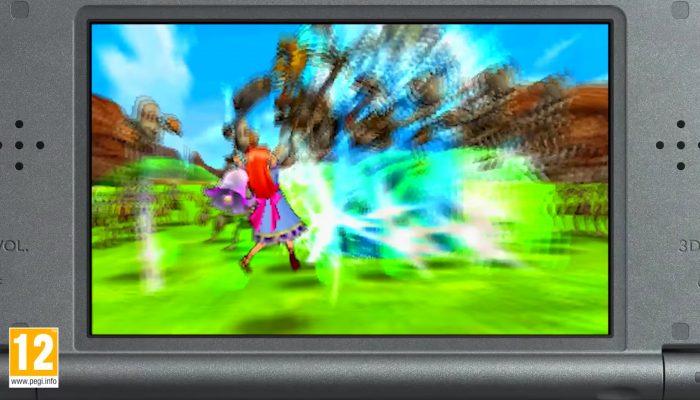 Hyrule Warriors Legends – Bande-annonce Pack Link's Awakening