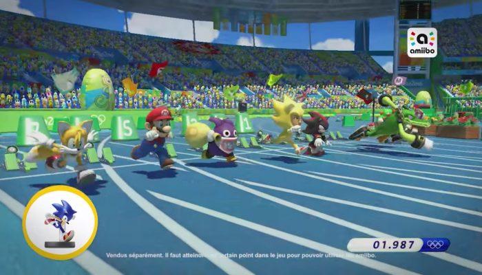 Mario et Sonic aux Jeux olympiques de Rio 2016 – Bande-annonce de lancement