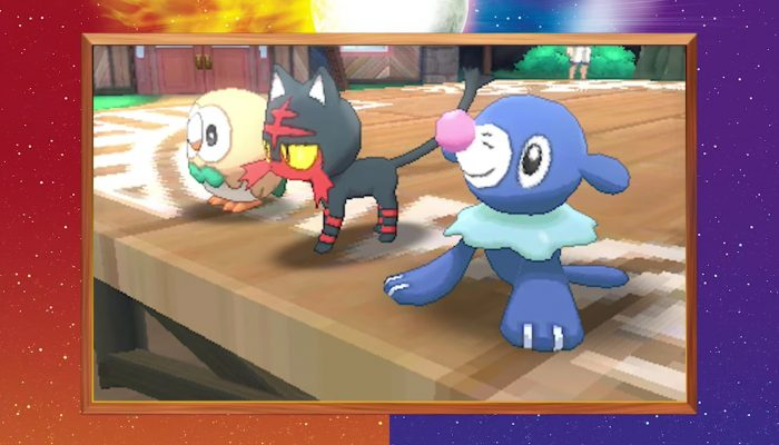 Pokémon Sun & Moon – Recap Trailer from E3 2016