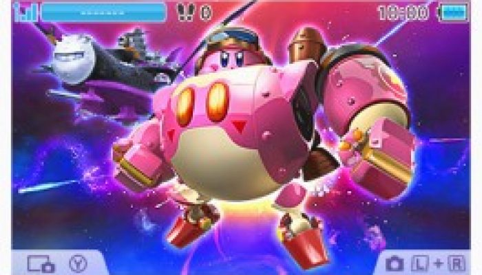 NoE: 'In shops and on Nintendo eShop now – Kirby: Planet Robobot'