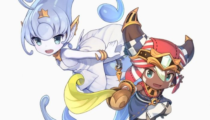 NoE: 'Explore the desert in Ever Oasis, a newly announced RPG for Nintendo 3DS!'