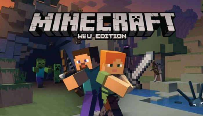Minecraft Wii U Edition's physical release hitting European stores on June 30
