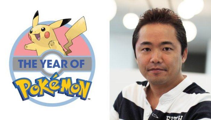 Junichi Masuda de Pokémon est l'invité d'honneur jeu vidéo de la Japan Expo 2016