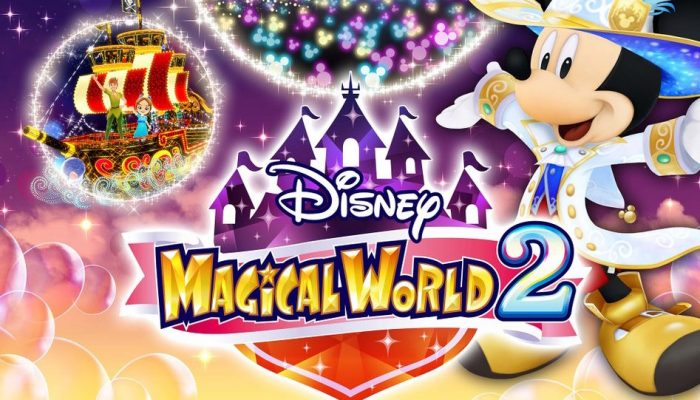 Disney Magical World 2 launches in Europe on October 14