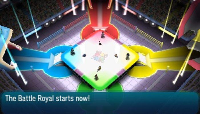 Pokémon Sun & Moon – Battle Royal