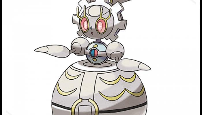 Pokémon Sun & Moon – Magearna