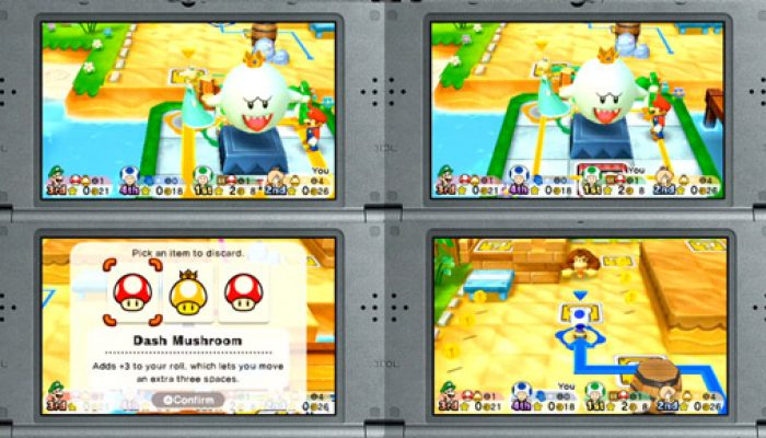 Nintendo Treehouse Live @ E3 2016 (Day 2) – Mario Party: Star Rush